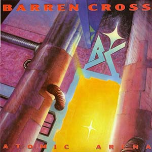 Barren Cross Atomic Arena