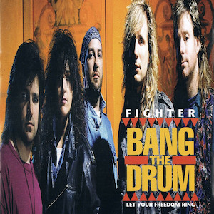 Fighter Bang The Drum
