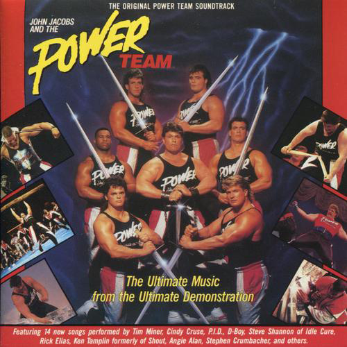 Power Team Soundtrack by Steve Shannon