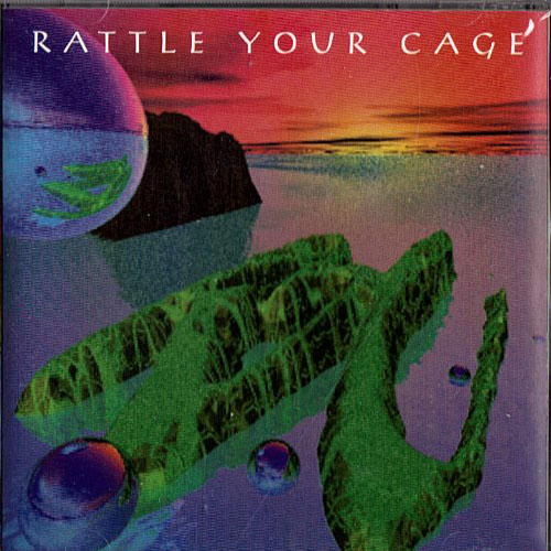 Rattle Your Cage by Barren Cross