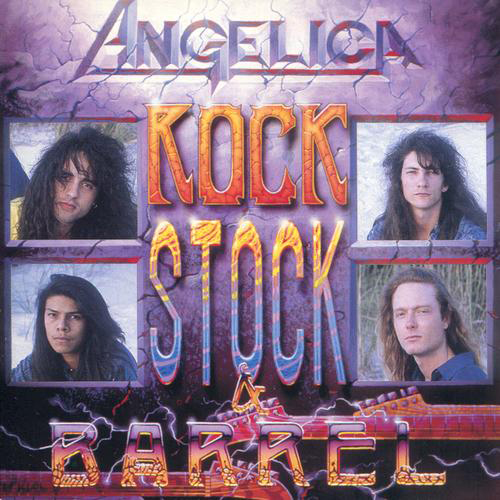 Rock, Stock and Barrel by Angelica